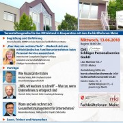 BVNW Meeting Mittelstand 13.06.2018